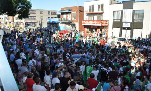La communauté Algerienne du Québec …