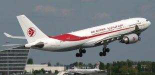 AIR ALGÉRIE : Le réacteur d'un avion prend feu en plein vol