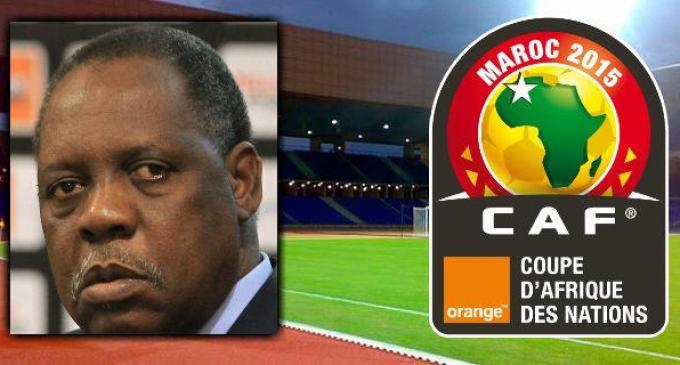 CAN 2015: la CAF refuse la demande de report du Maroc
