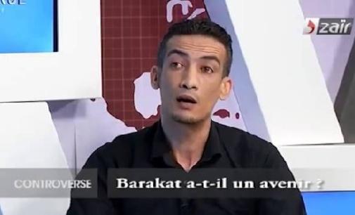 Entretien avec Sidali kouidri Filali , activiste politique algérien .