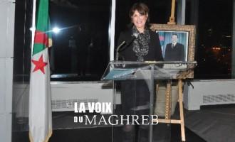 Les Algériens sont des personnes scolarisées et expérimentées souligne la Ministre Kathleen Weil .
