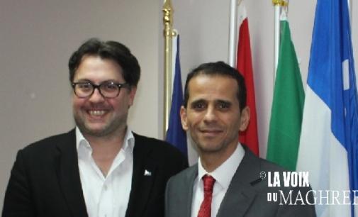 Entrevue avec le ministre québecois de l' Environnement , M . David Heurtel