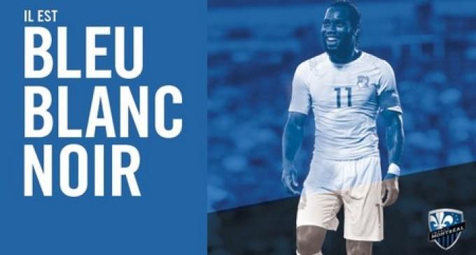C' est officiel : Didier Drogba  à l'Impact de Montréal