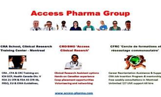 L' entreprise acces pharma group s' ouvre aux Immigrants .