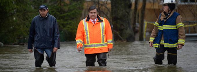 INONDATIONS- État d'urgence décrété à Montréal pour 48h