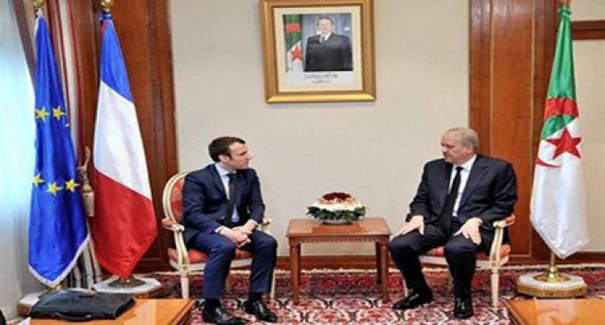 Emmanuel Macron, « un ami de l'Algérie », élu président de la France