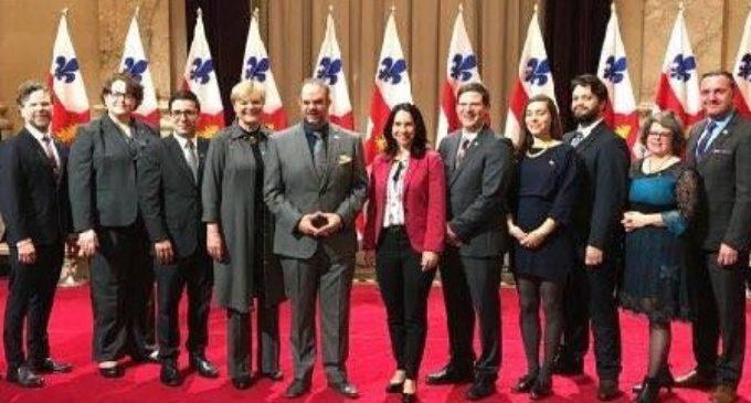 La Mairesse de Montréal et les minorités visibles .