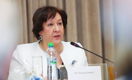 Madame Souriya Otmani nouveau ambassadeur du Maroc au Canada
